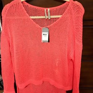 Guess Knit Summer sweater NWT